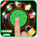 App locker pattern lock screen by Softvego