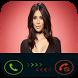 real call from kim kardashian