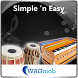 Play Indian Music by WAgmob by WAGmob (Simple 'n Easy)