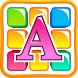 Learning Game for Kids-Letters by Puzzles and MatchUp Games