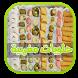 جديد حلويات المغربية by rinoumdevos