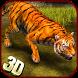 Jungle Adventure Tiger Sim 3D by Bubble Fish Games - Action & Simulator Fun