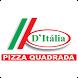 D'Italia Pizza Quadrada