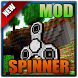 Mods and Addons Fidget Spinner for MCPE by Life-Mods