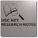 UGC NET RESEARCH METHODS by historycreations