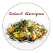 Healthy Recipes Salad FREE by Med Taoudi