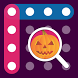 Halloween Word Search by Radon Digital
