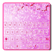 Sakura Cherry Blossom Keyboard by live wallpaper collection