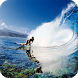 Surfing Live Wallpaper by GlobalWallpapers