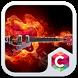 Best Guitar Theme C Launcher by Baj Launcher Team