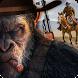 Apes Age Vs Wild West Cowboy: Survival Game by Desert Safari Studios