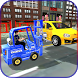 City Police Car Lifter Game 3D by Fazbro