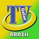 TV Online Brazil by LironiDBS