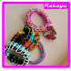 Craft Rubber Band Bracelet by Rahayu