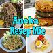 Aneka Resep Mie by giledroid