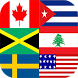 Flags of the World Quiz Games by SOHmobi