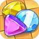 Gems World Match 3 Puzzle Game by Little Quail