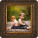 Amazing Photo Frames by Korean Fonts Free For You