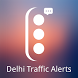Delhi Traffic Alerts by Xapads Media Pvt. Ltd.