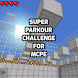 Super Parkour MCPE map by candy chicken