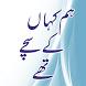 Hum Kahan Kay Sachay Thay - Urdu Novel by Deep Blue Games