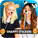 Snappy Face - Filters stickers by Reco inc