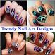 Trendy Nail Art Designs by sidikdroid