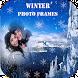 Winter Photo Frames by App Celebration