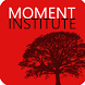 MOMENT INSTITUTE by Branded Apps by MINDBODY