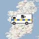 Speed Van Zones Ireland by Maire Regan