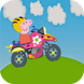 Peppa happy pig Jungle by Coloring Mo
