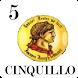 Cinquillo Original by Juegos + Ids