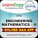 VTU Engg Mathematics – II by learnengg