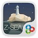 Z-sea GO Launcher Theme by ZT.art