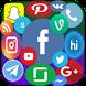 All Social Network by TUktuki app house