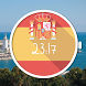 Spanish Flag Watch Face by Vitamin Labs.