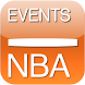NBA Events by UnitApp