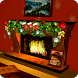 3D Christmas Fireplace HD Full by Christmas Wallpapers & Games