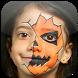 Halloween kids Makeup : changer face clown masks