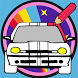 car and vehicle coloring book by game kingdom
