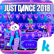 Just Dance Animated Kika Keyboard