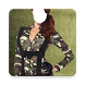 Army Photo Suit Montage by GBL INTERNATIONAL