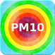 Air Quality Meter - PM10 & AQI by Gaia Consulting