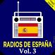 Radios de España Online - Spanish Radio Stations by Farlixapps