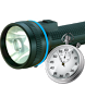 Timer Torch Flash light by techsial
