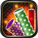 Diwali Fireworks Simulation by HussainTechLabz