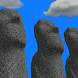 Moai Statues Live Wallpaper