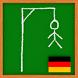 Galgenmännchen Deutsch