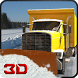 Winter Snow Plow Truck Driver by Digital Toys Studio