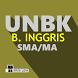 UNBK Bahasa Inggris SMA/MA by Penerbit CV. Yrama Widya